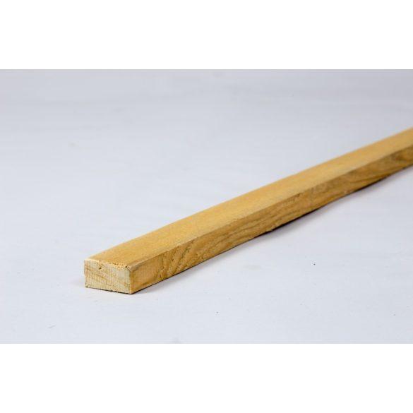 Szárított, Egalizált tetőléc 2,3x4,8x400cm
